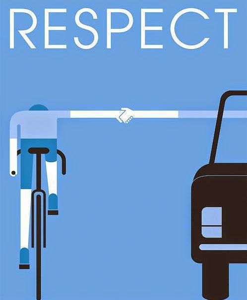 respeto entre bicis y coches