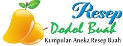 Aneka Resep Dodol Buah | Cara Membuat Dodol