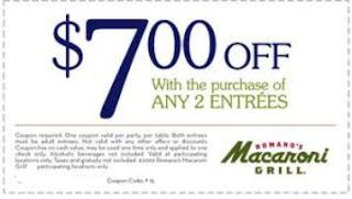 romanos macaroni grill printable coupons