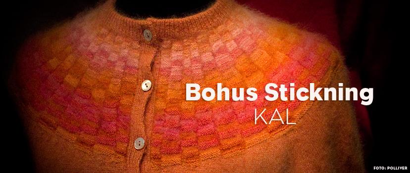Bohus Stickning KAL