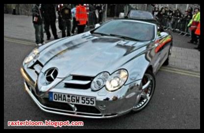 5 Atlet Dunia Dengan Koleksi Mobil Uniknya raxterbloom.blogspot.com