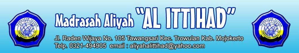 MADRASAH ALIYAH AL ITTIHAD