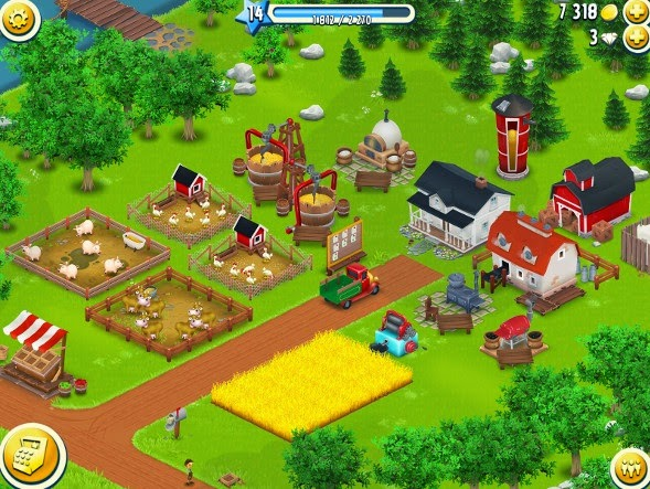 best tricks and tips for android and iphone hayday