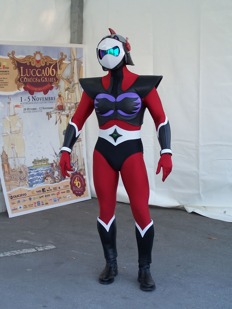 Cosplay - Goldorak, Mazinger Z & Actarus | Bulles On Parade Parade