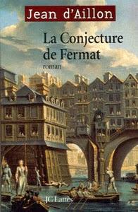 Portada francesa de La conjetura de Fermat, de Jean d'Aillon