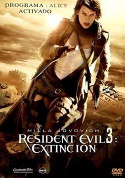 Resident Evil 3 Extincion (2007) Pelicula Completa HD 720p [MEGA] [LATINO] Online
