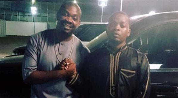 The Headies 2015 Awards: Don Jazzy And Olamide Apologize Over Incident