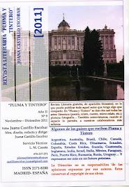 """Nº 9 - Año II - Revista Literaria """"Pluma y Tintero"""""""