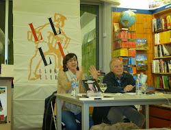 PRESENTACIÓN EN VILANOVA I LA GELTRÚ (13-12-13) con Tomás Ibáñez
