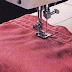 Como hacer fruncido continuo con hilo caucho