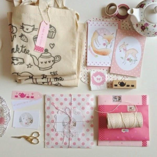 costura em rosa