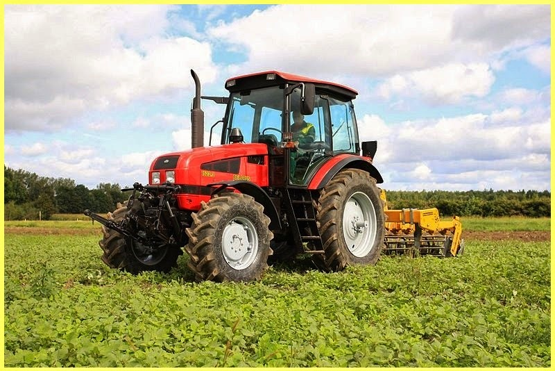 Agricultor Bielorrusia