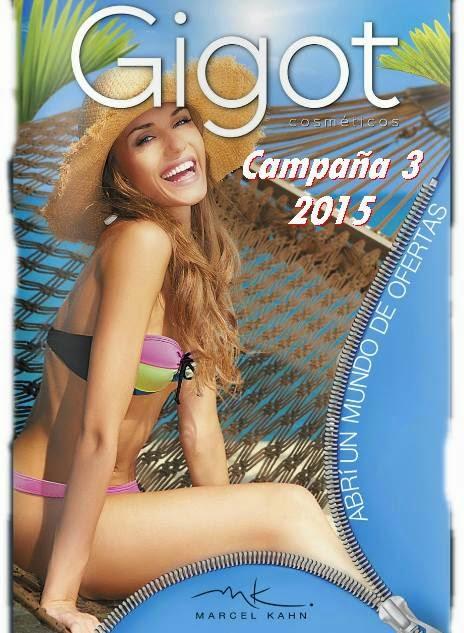 Argentina Gigot Campaña 3 2015