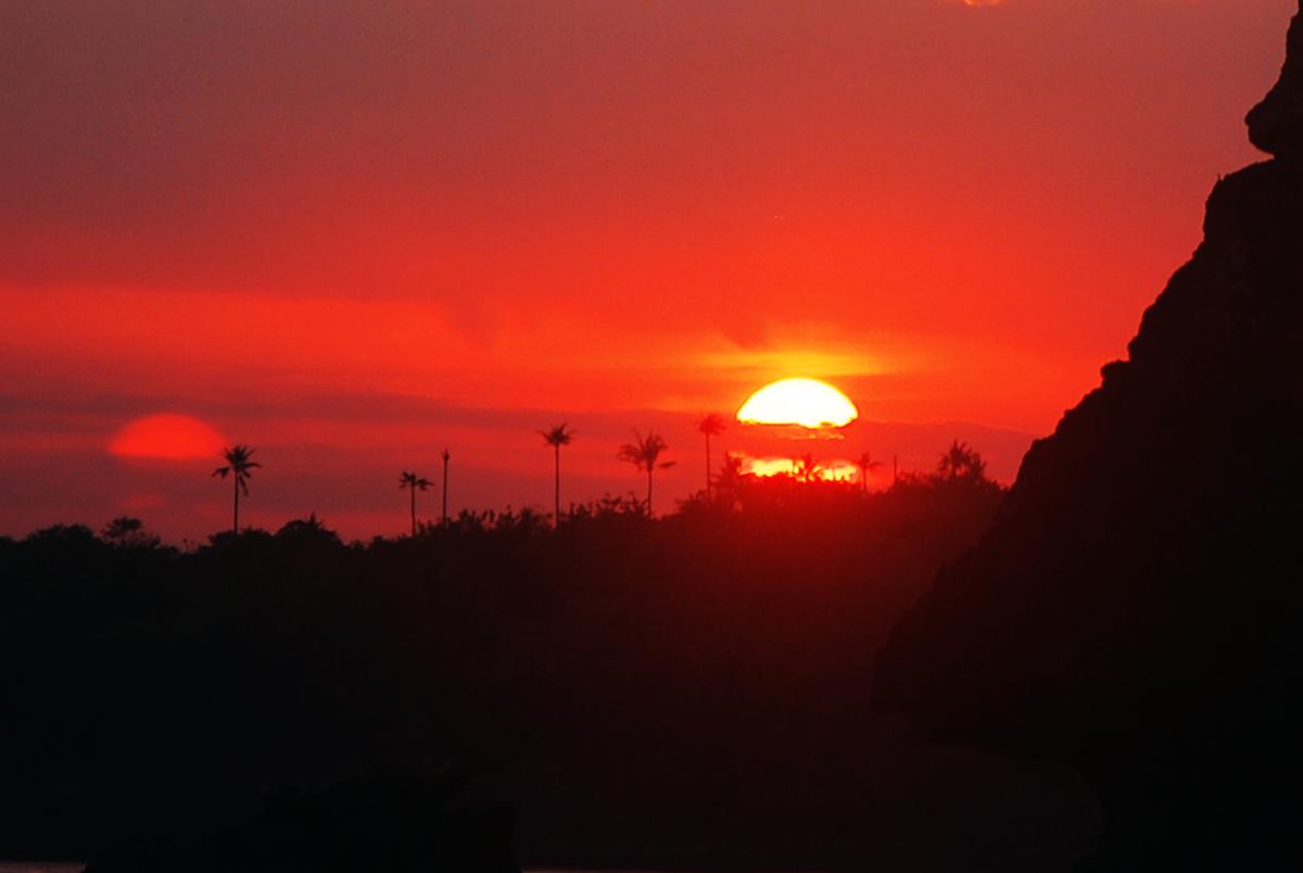 View Beutifull Sunset