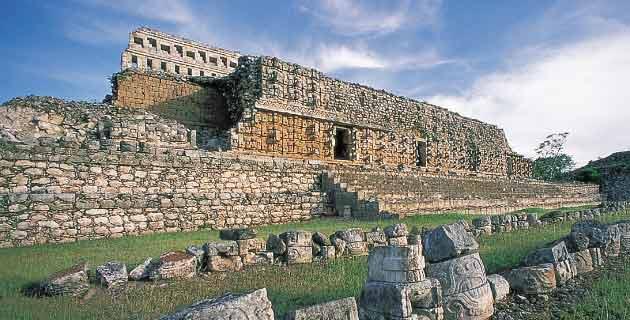 Ciudad Maya Kabah, Yucatán