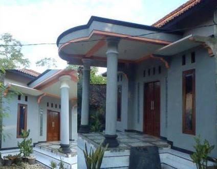 gambar contoh desain teras rumah gaya minimalis, modern dan megah terbaru