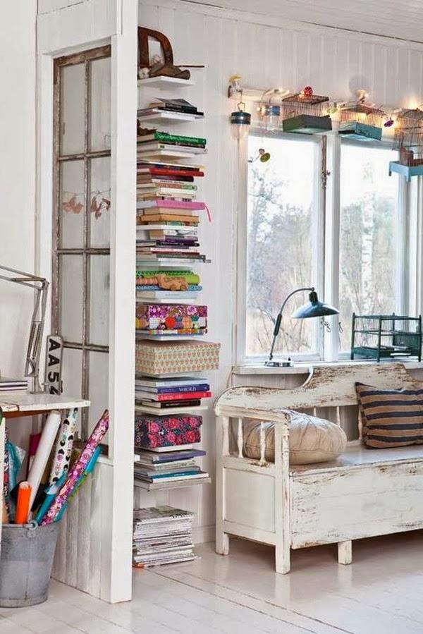 Organizando livros 2