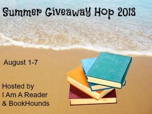 Summer Giveaway Hop 2013