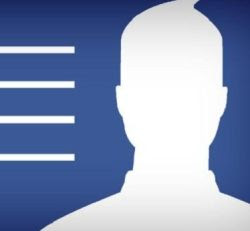 senza levare amicizia facebook