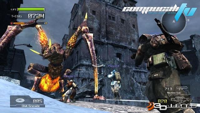 Lost Planet Extreme Condition Colonies Edition Xbox 360 Región Free XGD2