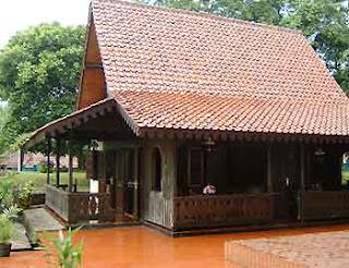 Rumah Bapang Betawi