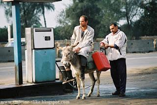 Guzva na benzinskim pumpama u Bosni smesne slike smiješne