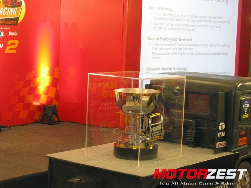 2015 Tata Prima Truck Racing Championship