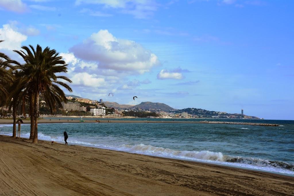 Malagueta Beach cold