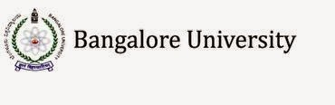 Banglore University Time table 2015