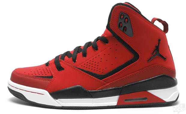 Jordan SC-2 Varsity Red Black  What s Fresh Jordans 5 Red And Black