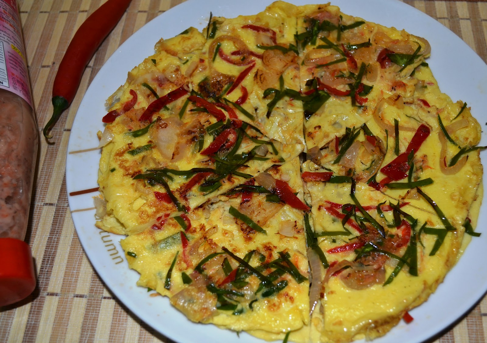 Foodhome sweet home nyonya cincalok omelet hay ya kay nui foodhome sweet home forumfinder Images