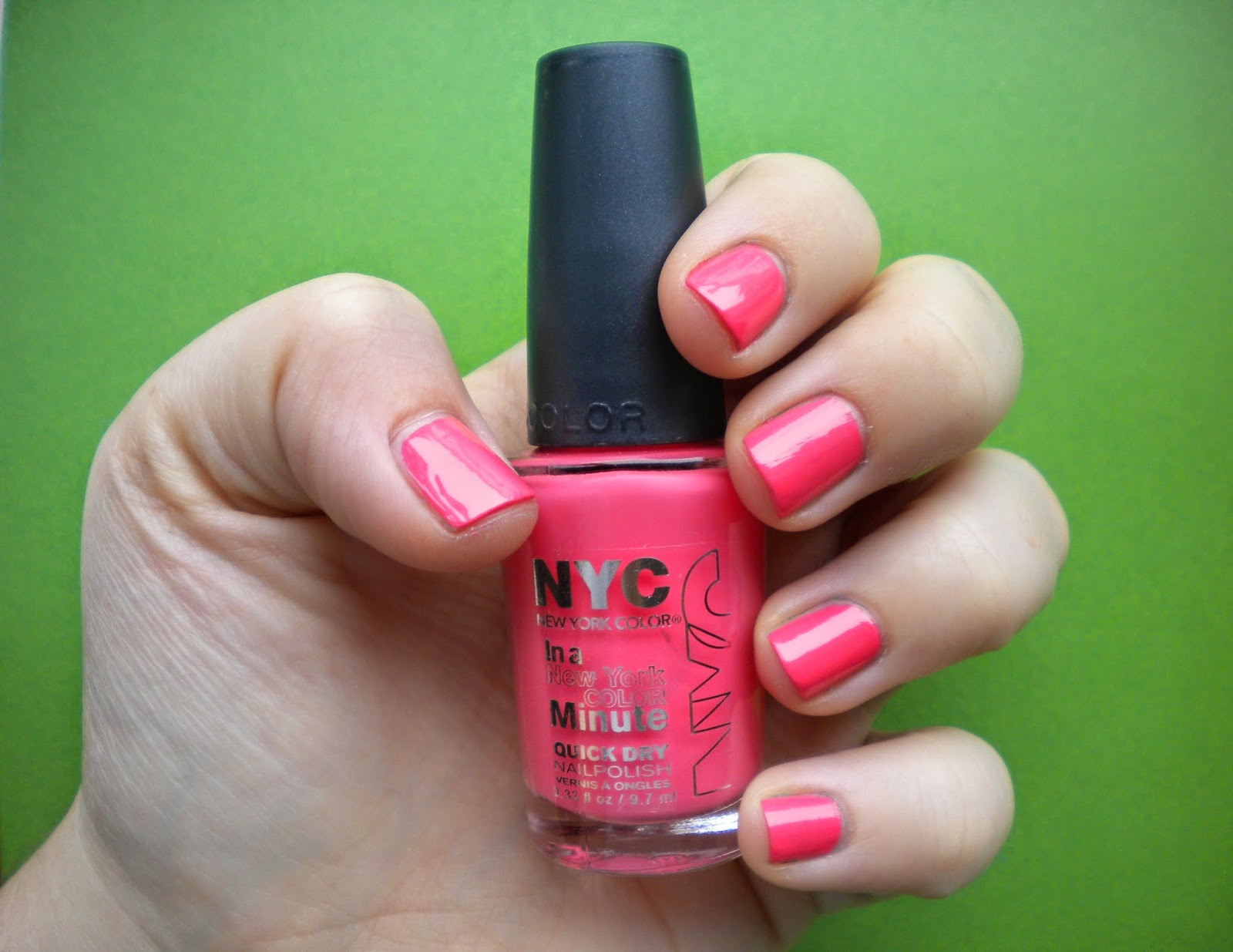 Addicted to nails...: Bright and Cheerful: NYC\'s Spring Tulip.