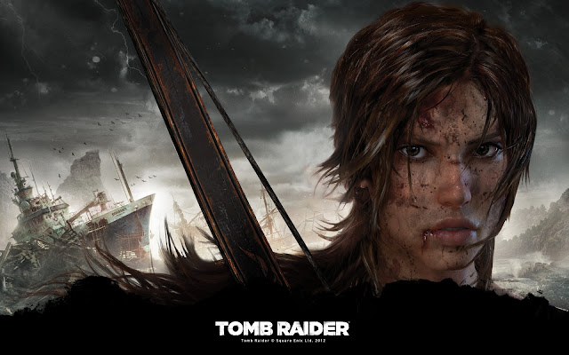 A survivor is born - Tomb Raider