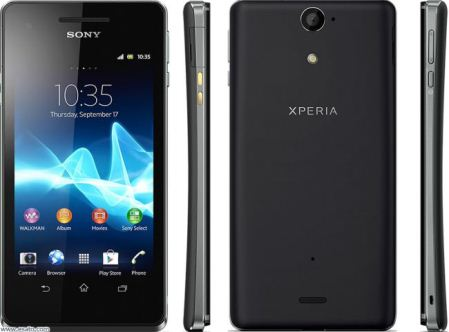 Harga Sony Xperia V