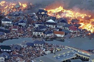 Japan Earthquake Tsunami