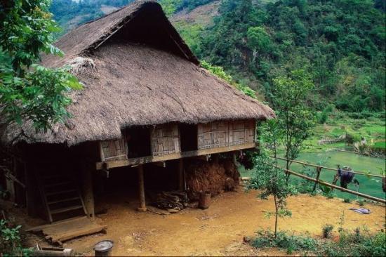 Colore le monde toi c 39 est quoi ton toit for Habitat du monde