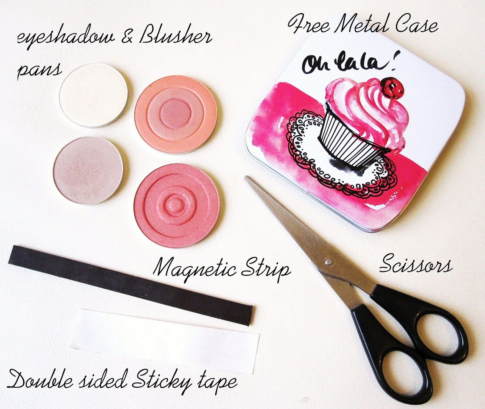 how to make your own customizable make up palette makeup savvy makeup and beauty blog. Black Bedroom Furniture Sets. Home Design Ideas