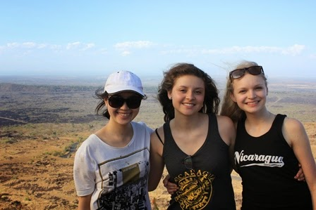 Susan, Kirsten and Mal