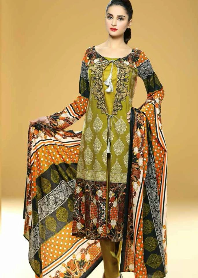 Libas lawn 2015 collection