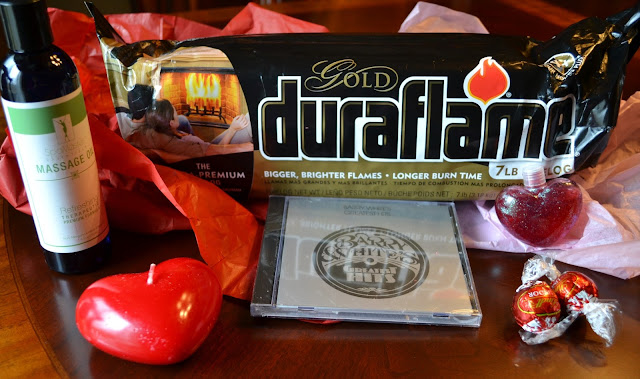 Duraflame Log, romantic gift ideas