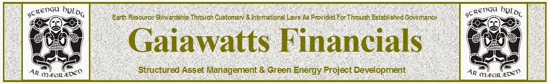 Gaiawatts Financials