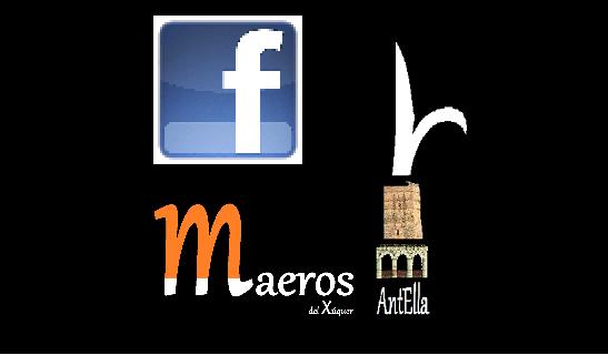 Entra al Facebook de Maeros del Xúquer