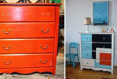 Restaurar muebles antiguos  www.estaestumoda2000.com