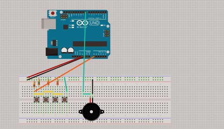 Julia labs mini sintetizador con arduino tutorial