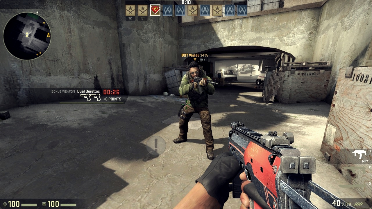 how to set up slam csgo 2017
