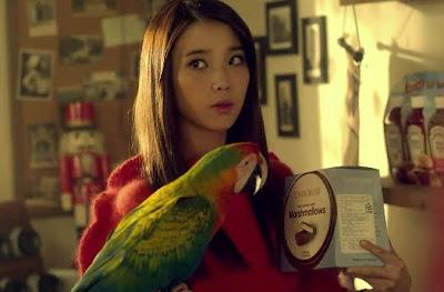 IU parrot Good Day