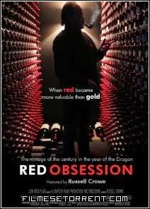 Obsessão Vermelha Torrent Dublado