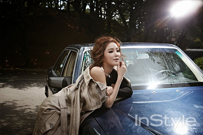 Lee So Yeon - InStyle June 2014