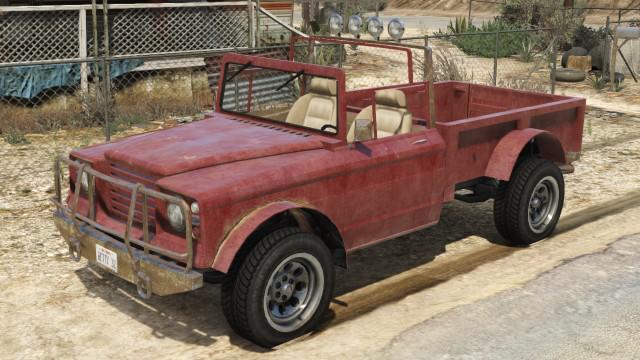 GTA 5 Trucks Canis Bodhi