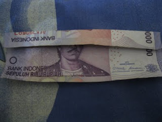 Uang Sepuluh Ribu Rupiah, Rp.10.000, Lambang Zionis